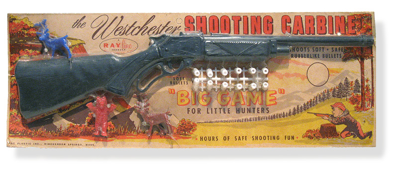 Vintage Toy Rifle